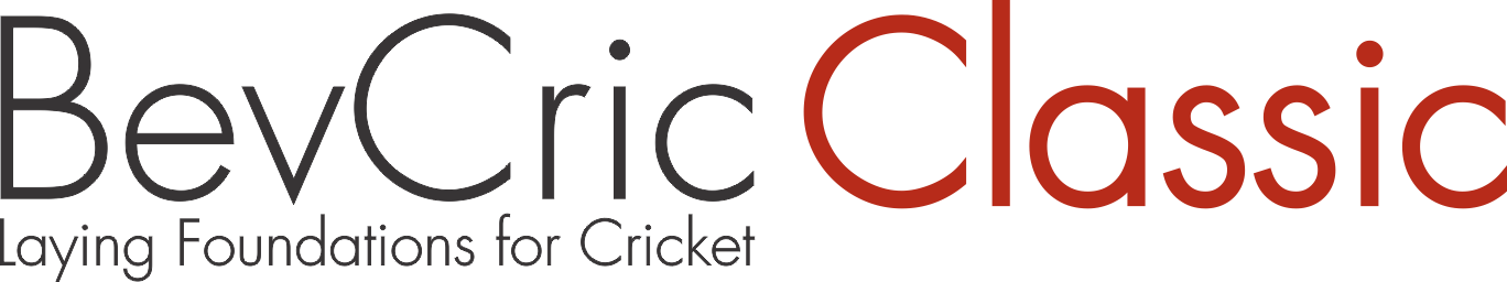 BevCric Classic Laying Foundation for Cricket