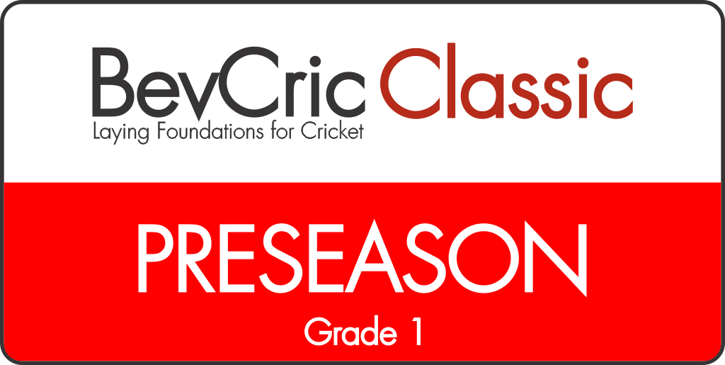 BevCric Classic Preseason Laying Foundation for Cricket