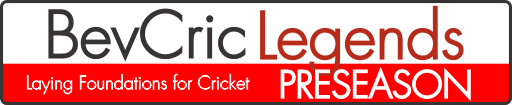 BevCric Legends Preseason Laying Foundation for Cricket