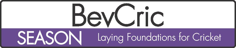 Fixtures 2018 - BevCric
